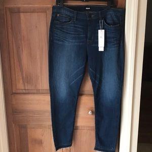 Hudson Nico Released Hem Jeans